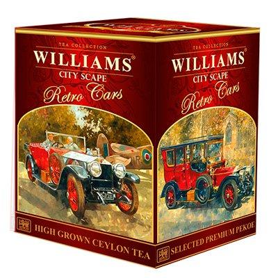 Чай черный Williams City Scape (150 гр.)