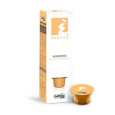 Кофе в капсулах Ecaffe Ginseng (10шт)