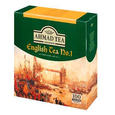 Чай Ahmad Английский чай №1 (100 пак)