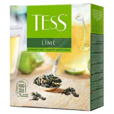 Tess Lime зеленый с лаймом (100пак.)
