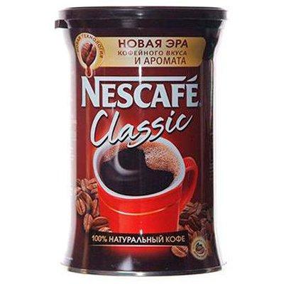 Кофе Nescafe classic растворимый ж/б (250гр)