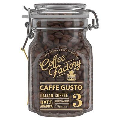���� Coffe Factory � ������ Caffe Gusto 290�� ��.