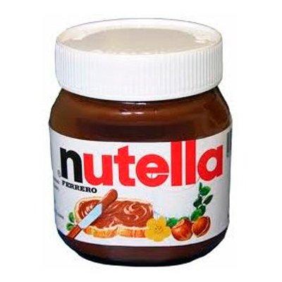Шоколадная паста Нутелла 180гр