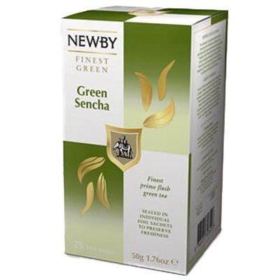 Newby Зеленая Сенча (25пак)