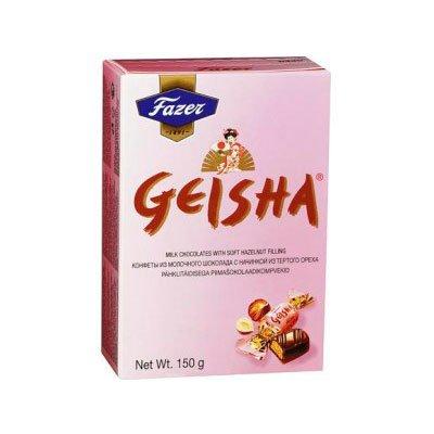 Конфеты Geisha от Fazer шоколадные 150гр