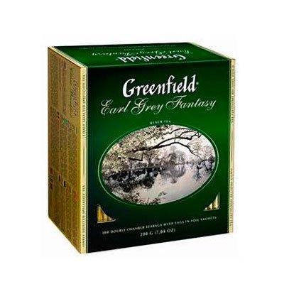 Greenfield Earl Grey Fantasy (100пак)