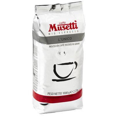 Кофе Musetti LUnico зерно м/у (1000гр)