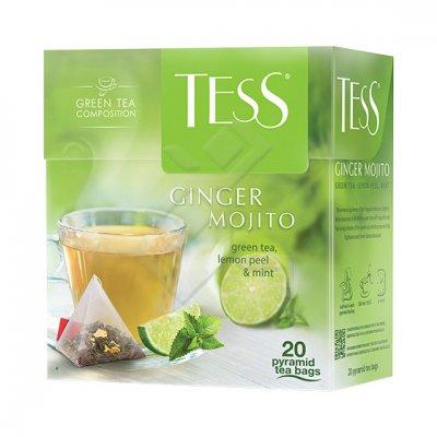 Tess Ginger Mojito (20пир.)