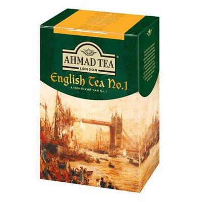 Чай Ahmad №1 листовой (200гр)