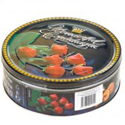 Печенье Wonderful Copengagen Красные розы ж/б 454гр