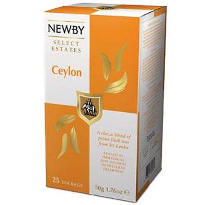 Newby Цейлон (25пак)