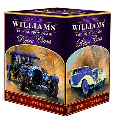 Чай черный Williams Evening Promenade (150гр.)
