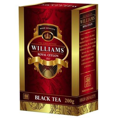 Чай черный Williams Royal Ceylon (200гр)
