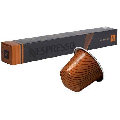 ���� � �������� Nespresso Caramelito (10��)