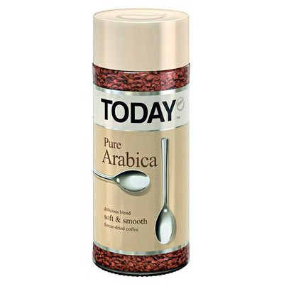 Today Pure Arabica растворимый ст. (95гр)