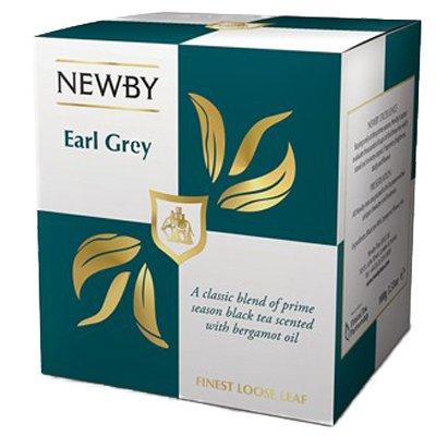 Newby Эрл Грей лист. (100гр)
