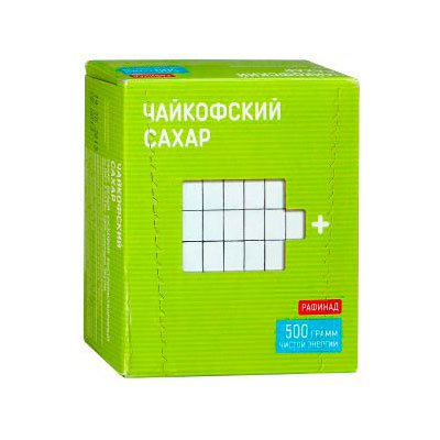 Сахар рафинад Чайкофский 500 г