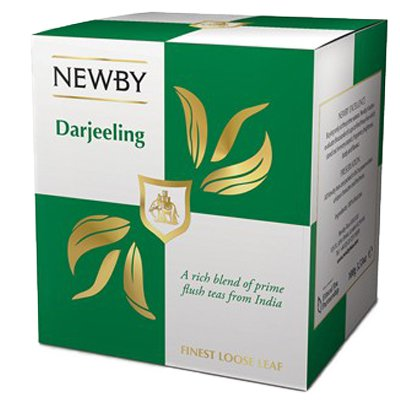 Newby Дарджилинг лист. (100гр)