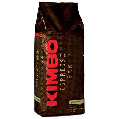 Kimbo Superior Blend зерно в/у 1кг
