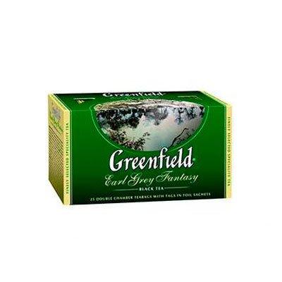 Greenfield Earl Grey Fantasy (25пак)