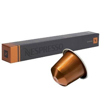 ���� � �������� Nespresso Livanto (10��.)