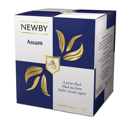 Newby Ассам лист.(100гр)
