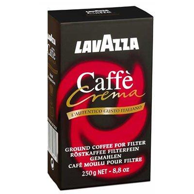 Кофе LavAzza Кафе крема молотый в/у (250гр)