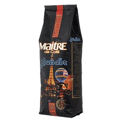 Кофе Maitre Louisdor зерно 1000гр