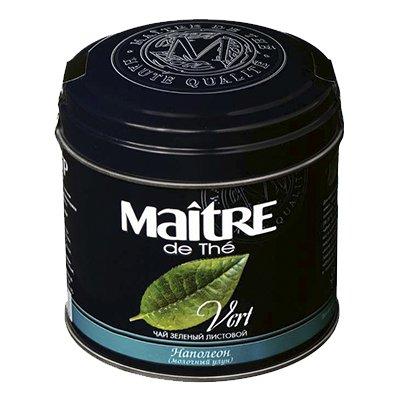 Чай Maitre Наполеон зеленый 100гр