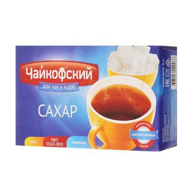 Сахар рафинад Чайкофский 1 кг