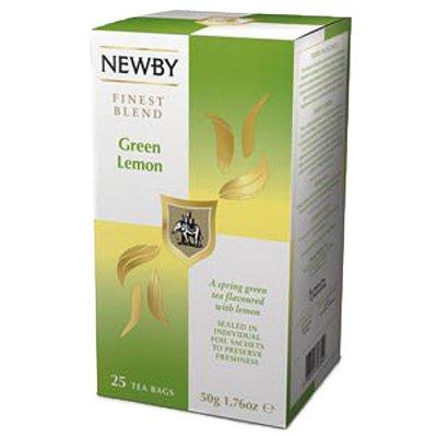 Newby Зеленый Лимон (25пак)