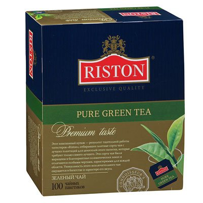 Riston Зеленый (100пак)