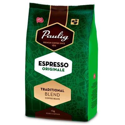 Кофе Paulig Espresso originale зерно м/у (1кг)