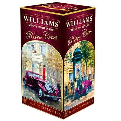 Чай черный Williams Sunny Boulevard (125 гр.)