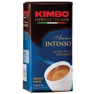 Kimbo Aroma Intenso молотый в/у 250гр