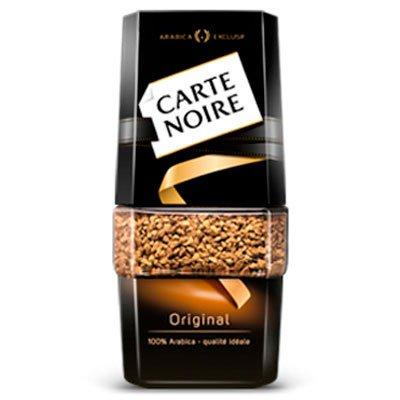 Кофе Carte Noire растворимый ст (95гр)