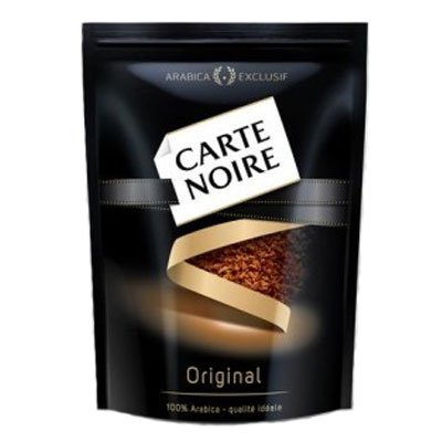 Кофе Carte Noire растворимый м/у (75гр)