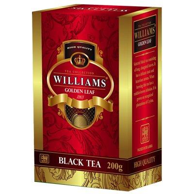 Чай черный Williams Golden Leaf (200 гр)