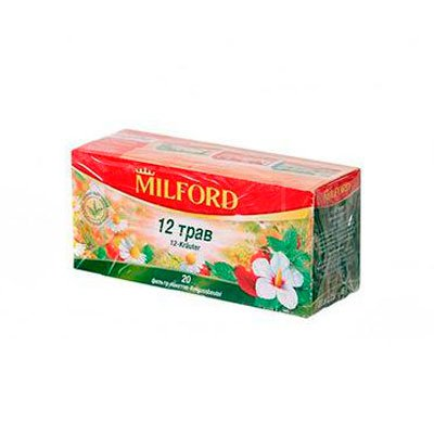 Milford 12 трав (20пак) (2шт.)