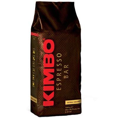 Kimbo Extra Cream зерно в/у 1кг
