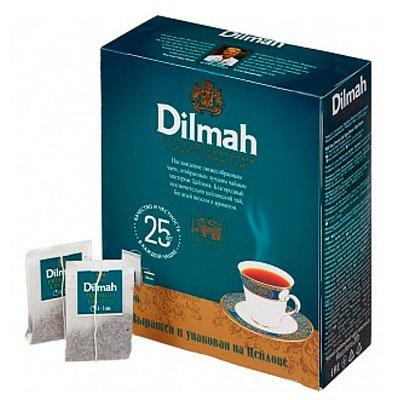 Чай Dilmah оригинал (100пак)