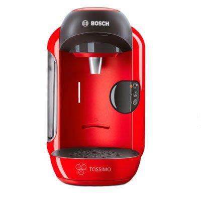 Капсульная кофемашина Bosch Tassimo 1253 красная