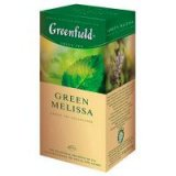 Greenfield Green Melissa (25пак)