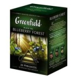 Greenfield Blueberry Forest (20пак)