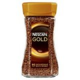 Кофе Nescafe Gold ст. (190гр)