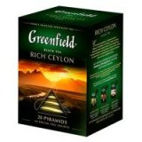 Greenfield Rich Ceylon (20пак)
