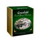 Greenfield Earl Grey Fantasy (100пак)